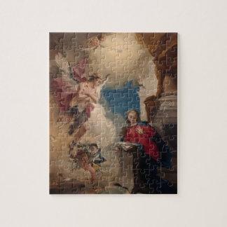 Giovanni Battista Tiepolo- Annunciation Jigsaw Puzzles