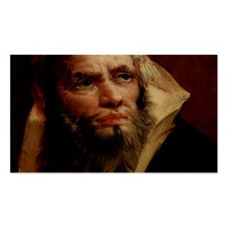 Giovanni Battista Tiepolo- Head of a Philosopher Business Cards