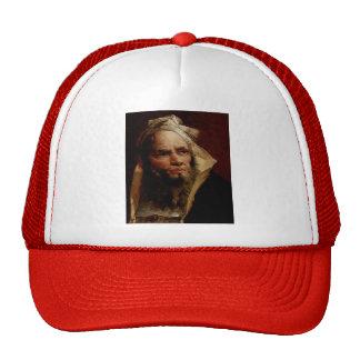 Giovanni Battista Tiepolo- Head of a Philosopher Hats