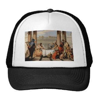 Giovanni Battista Tiepolo-The Banquet of Cleopatra Trucker Hat