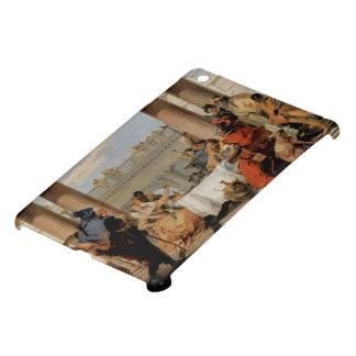 Giovanni Battista Tiepolo-The Banquet of Cleopatra iPad Mini Cover