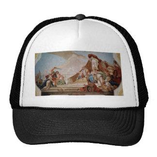 Giovanni Battista Tiepolo: The Judgment of Solomon Hats