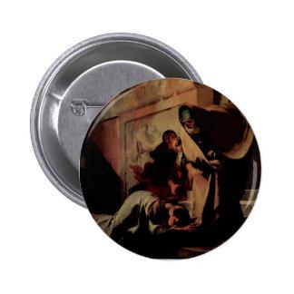 Giovanni Battista Tiepolo-The Repudiation of Hagar Button