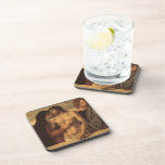 Giovanni Bellini- Dead Christ Supported by Madonna Coasters