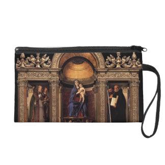 Giovanni Bellini- Frari Triptych Wristlets