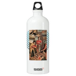 Giovanni Bellini-Polyptych of San Vincenzo Ferreri SIGG Traveler 1.0L Water Bottle