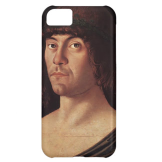 Giovanni Bellini- Portrait of a Humanist iPhone 5C Case
