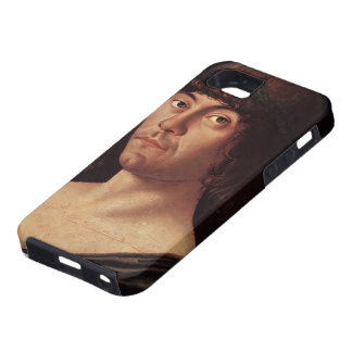 Giovanni Bellini- Portrait of a Humanist iPhone 5 Cases
