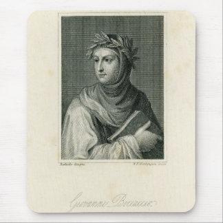 Giovanni Boccaccio Alfombrillas De Ratón