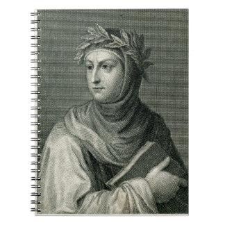Giovanni Boccaccio Spiral Note Book