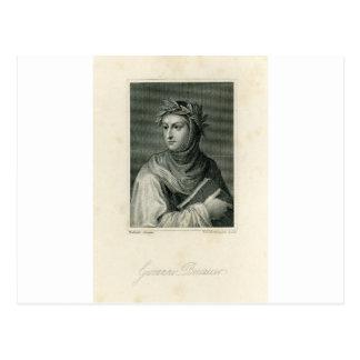 Giovanni Boccaccio Postal