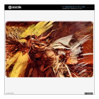 Giovanni Boldini - Angel Decal For MacBook