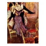 Giovanni Boldini - Ballerina in Mauve Postcards