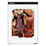 Giovanni Boldini - Ballerina in Mauve Decal For iPad 3