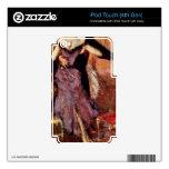 Giovanni Boldini - Ballerina in Mauve iPod Touch 4G Decal