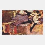 Giovanni Boldini - Ballerina in Mauve Stickers