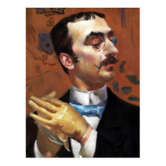 Giovanni Boldini - by Toulouse Lautrec Post Cards