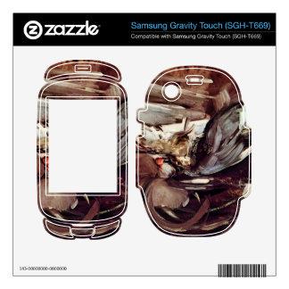 Giovanni Boldini - Grey game Samsung Gravity Touch Skins