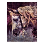 Giovanni Boldini - Head of a horse Postcards