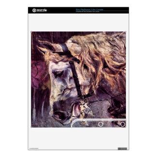 Giovanni Boldini - Head of a horse Skins For PS3 Slim