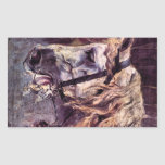 Giovanni Boldini - Head of a horse Stickers