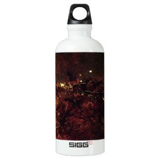 Giovanni Boldini - Night in Monmartre SIGG Traveler 0.6L Water Bottle