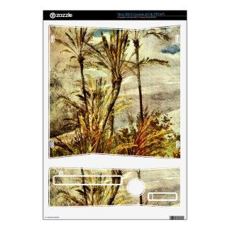 Giovanni Boldini - Palms and Oranges Xbox 360 S Skin