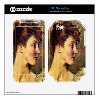 Giovanni Boldini - Portrait of Countess de Leusse HTC Sensation Skins