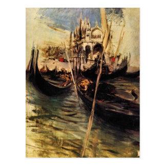 Giovanni Boldini - San Marco in Venice Postcard