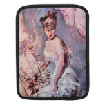 Giovanni Boldini - The actress Alice Regnault Sleeves For iPads