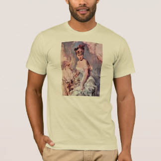 Giovanni Boldini - The actress Alice Regnault T-Shirt