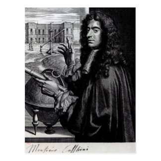 Giovanni Domenico Cassini Postcards