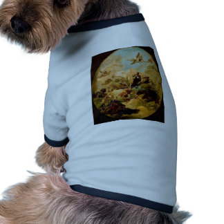 Giovanni Domenico Tiepolo: Apotheosis of Hercules Dog T Shirt