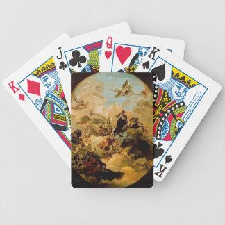 Giovanni Domenico Tiepolo: Apotheosis of Hercules Card Deck