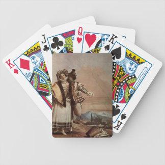 Giovanni Domenico Tiepolo: The Declaration of Love Card Deck