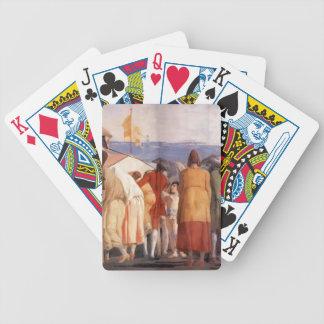 Giovanni Domenico Tiepolo- The New World Deck Of Cards