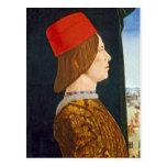Giovanni II Bentivoglio, c. 1474- 77 Postcard
