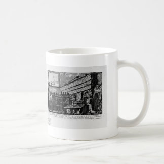 Giovanni Piranesi-Aqua Claudia Coffee Mugs