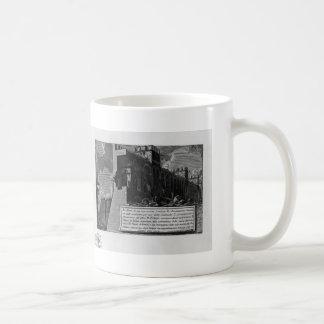 Giovanni Piranesi- Aurelian Walls Mug