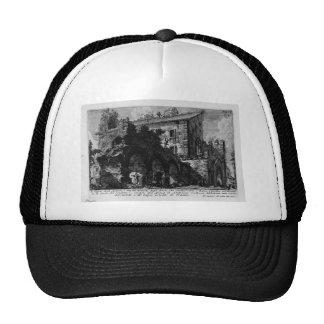 Giovanni Piranesi- Aventine Hill Trucker Hats