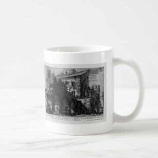 Giovanni Piranesi- Aventine Hill Mugs