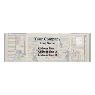 Giovanni Piranesi-Forum Nervae Business Card Templates