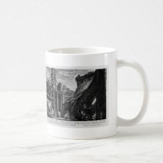 Giovanni Piranesi-Forum Nervae Coffee Mug