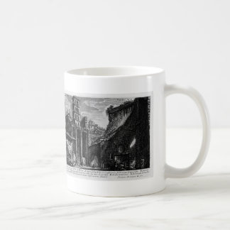 Giovanni Piranesi-Forum Nervae Coffee Mugs