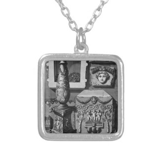 Giovanni Piranesi- Large urn of porphyry Custom Jewelry