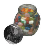 Giovanni Piranesi- Nero`s aqueduct Jelly Belly Candy Jars
