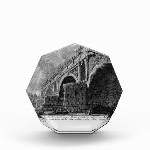 Giovanni Piranesi-Ponte Rotto Awards