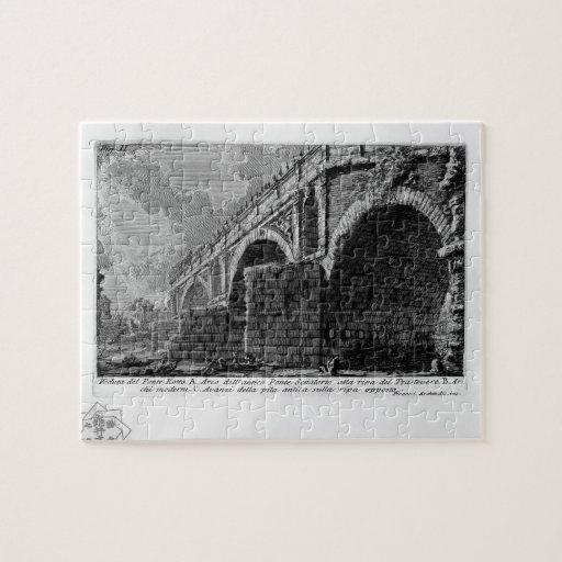 Giovanni Piranesi-Ponte Rotto Puzzles