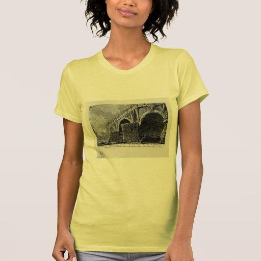 Giovanni Piranesi-Ponte Rotto T-shirt
