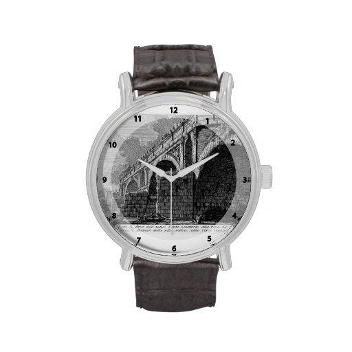 Giovanni Piranesi-Ponte Rotto Wristwatch